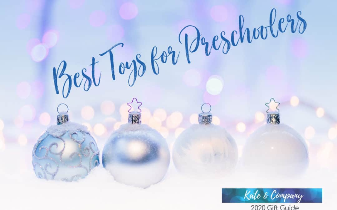 Ultimate List of Preschool Gift Ideas: Top 25 Toys for 3-5 Year Olds