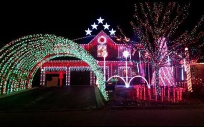 Best Christmas Light Displays in Brampton, Mississauga, Georgetown and Area